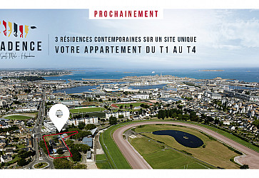 appartement - CADENCE - ST MALO