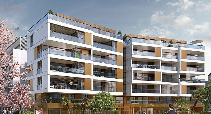 logement - LE CIPRIANI Tranche 2 - RENNES
