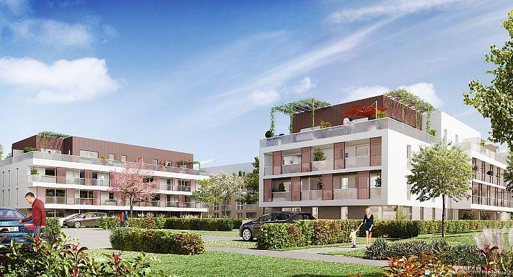 logement - RIVE SUD 2 - BETTON