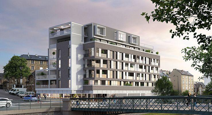 logement - RIVERSIDE - RENNES