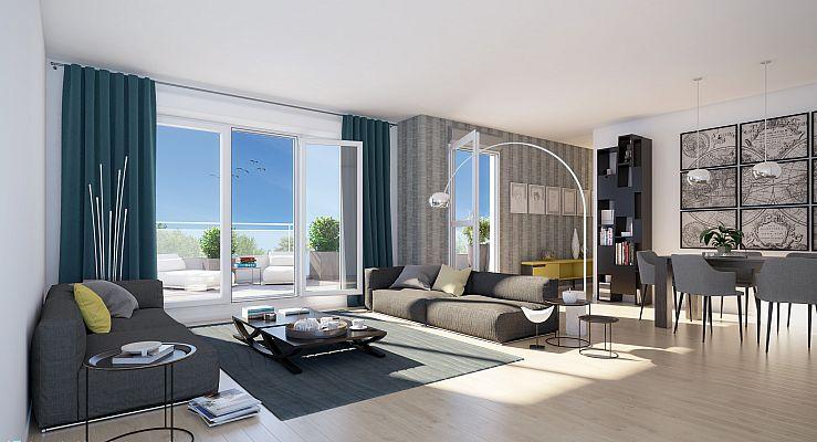 appartement et maison - Erdre et Sens - Investissement ULS - Démembrement - Nantes