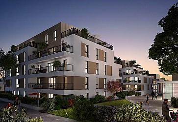 appartement - Passage Saint Félix - NANTES