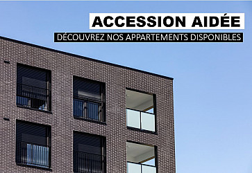 appartement - PROGRAMMES EN ACCESSION AIDEE - Nantes