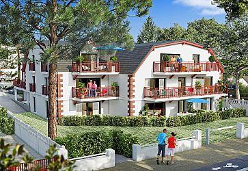 appartement - Villa Bonne Source - Pornichet