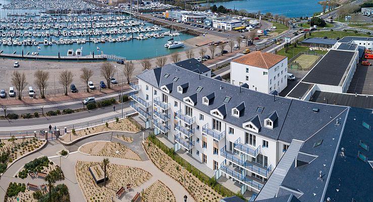 appartement - L'île Vertime - 2 ème Tranche - Les Sables d'Olonne