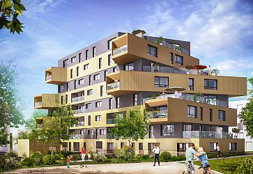 appartement - EQUATORIA - RENNES